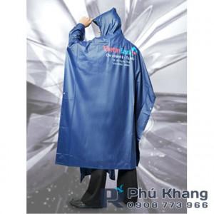 sản xuất áo mưa