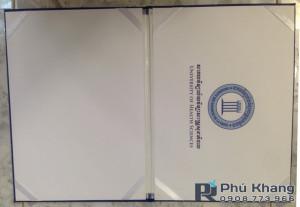 bìa đựng bằng tốt nghiệp